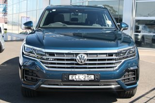 2020 Volkswagen Touareg CR MY20 190TDI Tiptronic 4MOTION Premium Aquamarine 8 Speed Sports Automatic