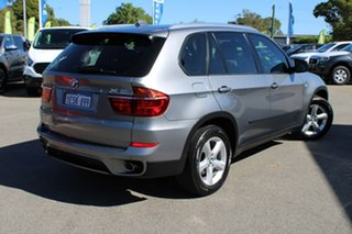 2010 BMW X5 E70 MY10 xDrive30d Steptronic Silver 6 Speed Sports Automatic Wagon