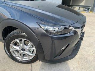 2021 Mazda CX-3 DK2W7A Maxx SKYACTIV-Drive FWD Sport Machine Grey 6 Speed Sports Automatic Wagon.