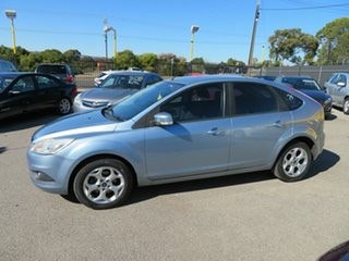 2010 Ford Focus LV LX Silver 4 Speed Automatic Hatchback