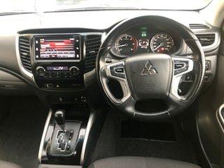 2017 Mitsubishi Triton MQ MY17 GLS Double Cab Sports Edition Starlight 5 Speed Sports Automatic