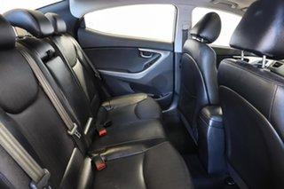 2012 Hyundai Elantra MD Premium Silver 6 Speed Sports Automatic Sedan
