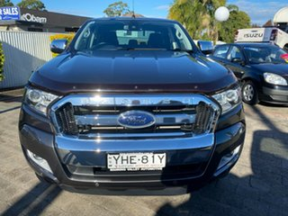 2017 Ford Ranger XLT Grey Sports Automatic Double Cab Pick Up.