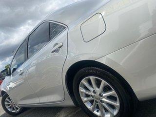 2011 Toyota Camry ASV50R Altise Silver 6 Speed Sports Automatic Sedan