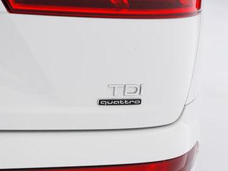 2016 Audi Q7 4M 3.0 TDI Quattro Carrara White 8 Speed Automatic Tiptronic Wagon