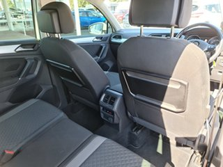 2016 Volkswagen Tiguan 5N MY17 110TSI DSG 2WD Comfortline Pure White 6 Speed