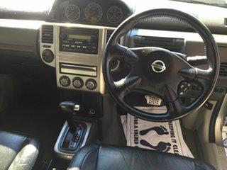 2005 Nissan X-Trail T30 TI (4x4) Silver 4 Speed Automatic Wagon