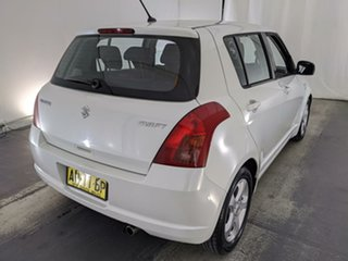 2006 Suzuki Swift RS415 White 4 Speed Automatic Hatchback