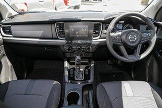 2020 Mazda BT-50 BT-50 Ice White Crewcab