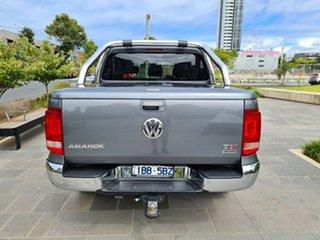 2014 Volkswagen Amarok 2H MY14 TDI420 4Motion Perm Highline Grey 8 Speed Automatic Utility