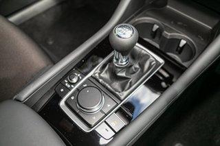 2020 Mazda 3 BP2H76 G20 SKYACTIV-MT Pure Jet Black 6 Speed Manual Hatchback