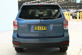 2017 Subaru Forester MY18 2.5I-S Blue Continuous Variable Wagon
