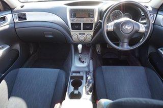 2007 Subaru Impreza G3 MY08 RX AWD Newport Blue 4 Speed Sports Automatic Hatchback