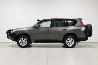 2013 Toyota Landcruiser Prado KDJ150R 11 Upgrade GXL (4x4) Grey 5 Speed Sequential Auto Wagon