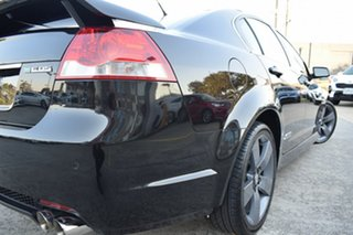 2012 Holden Commodore VE II MY12.5 SS Z Series Black 6 Speed Manual Sedan