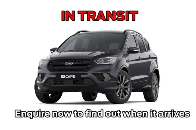 Used Ford Escape ZG 2019.75MY ST-Line Midland, 2019 Ford Escape ZG 2019.75MY ST-Line Grey 6 Speed Sports Automatic SUV