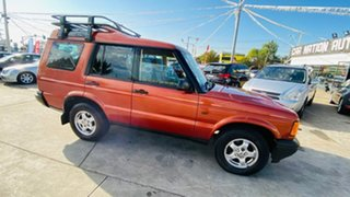 2000 Land Rover Discovery II 00.5MY 4 Speed Automatic Wagon.