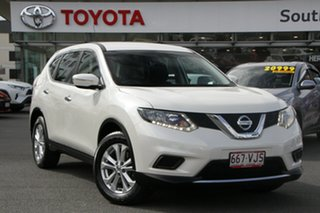 2014 Nissan X-Trail T32 ST X-tronic 2WD White 7 Speed Constant Variable Wagon.