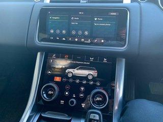 2018 Land Rover Range Rover Sport L494 19MY HSE Corris Grey/ebony Wi 8 Speed Sports Automatic Wagon