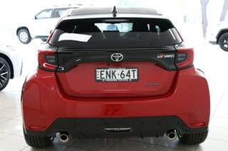 2021 Toyota Yaris GR Gxpa16R GR Feverish Red 6 Speed Manual Hatchback