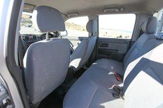 2009 Isuzu D-MAX MY09 SX Grey 5 Speed Manual Cab Chassis