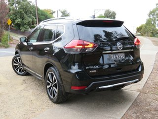 2019 Nissan X-Trail T32 Series II Ti X-tronic 4WD Black 7 Speed Constant Variable Wagon