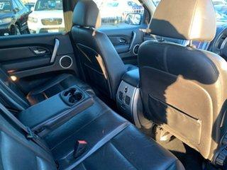 2009 Ford Territory SY MY07 Upgrade Ghia (4x4) 6 Speed Auto Seq Sportshift Wagon