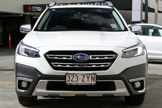 2020 Subaru Outback B7A MY21 AWD Touring CVT White Crystal 8 Speed Constant Variable Wagon