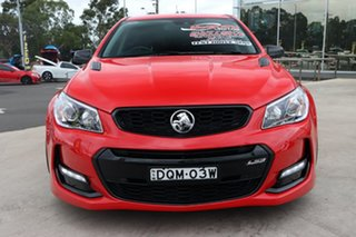 2017 Holden Commodore VF II MY17 SS V Sportwagon Redline Red Hot 6 Speed Sports Automatic Wagon