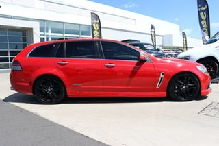 2014 Holden Commodore VF MY14 SS V Sportwagon Red 6 Speed Sports Automatic Wagon.