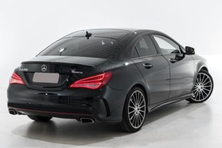 2016 Mercedes-Benz CLA-Class C117 807MY CLA250 DCT 4MATIC Sport 7 Speed Sports Automatic Dual Clutch.
