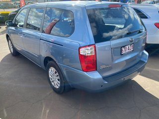 2013 Kia Grand Carnival VQ MY14 S Blue 6 Speed Automatic Wagon