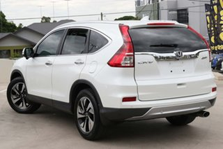 2017 Honda CR-V RM Series II MY17 VTi-L 4WD White 5 Speed Sports Automatic Wagon.