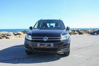 2013 Volkswagen Tiguan 5N MY14 118TSI 2WD Black 6 Speed Manual Wagon
