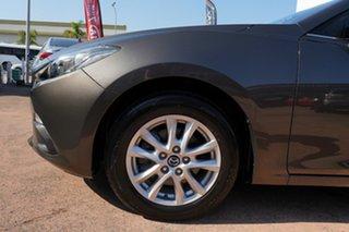 2014 Mazda 3 BM Maxx Bronze 6 Speed Automatic Hatchback.