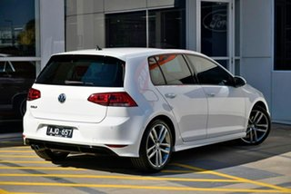 2016 Volkswagen Golf VII MY17 110TDI DSG Highline White 6 Speed Sports Automatic Dual Clutch
