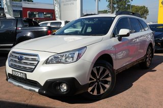 2017 Subaru Outback MY16 2.5i AWD White Continuous Variable Wagon.