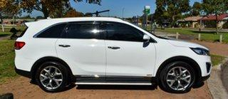 2017 Kia Sorento UM MY17 Platinum AWD White 6 Speed Sports Automatic Wagon