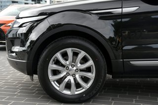 2014 Land Rover Range Rover Evoque L538 MY14 Pure Black 9 Speed Sports Automatic Wagon