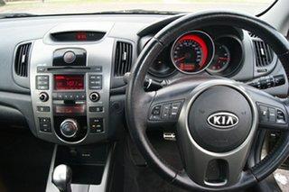 2009 Kia Cerato TD SLi Grey 4 Speed Automatic Sedan