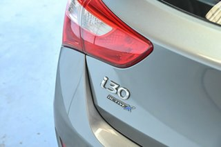 2016 Hyundai i30 GD4 Series II MY17 Active X Grey 6 Speed Sports Automatic Hatchback