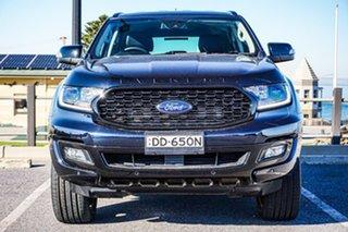2019 Ford Everest UA II 2020.25MY Sport Blue 10 Speed Sports Automatic SUV