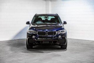 2017 BMW X5 F15 xDrive30d Black 8 Speed Sports Automatic Wagon