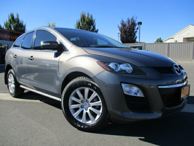 Used Mazda CX-7 ER10L2 Classic Activematic Murray Bridge, 2009 Mazda CX-7 ER10L2 Classic Activematic Grey 5 Speed Sports Automatic Wagon