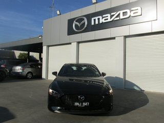 2020 Mazda 3 BP2H7A G20 SKYACTIV-Drive Pure Black 6 Speed Sports Automatic Hatchback.