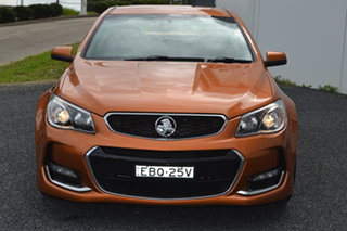 2017 Holden Commodore VF II MY17 SV6 Light My Fire 6 Speed Sports Automatic Sedan.