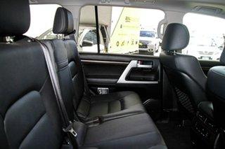 2019 Toyota Landcruiser VDJ200R VX Eclipse Black 6 Speed Sports Automatic Wagon