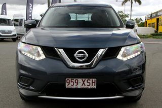 2016 Nissan X-Trail T32 ST X-tronic 4WD Tempest Blue 7 Speed Constant Variable Wagon