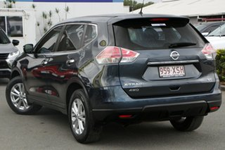 2016 Nissan X-Trail T32 ST X-tronic 4WD Tempest Blue 7 Speed Constant Variable Wagon.