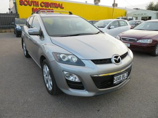2010 Mazda CX-7 ER MY10 Luxury Sports (4x4) Grey 6 Speed Auto Activematic Wagon.